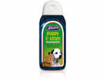Puppy and Kitten Shampoo - 125ml, 200ml or 5 Litres